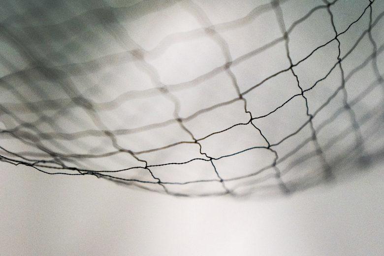 A photo of a net